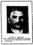 John A. Hynds - (Chief Officer of Bachelor Band)