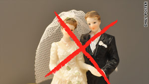 No marriage