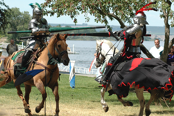 SeattleKnights_Joust