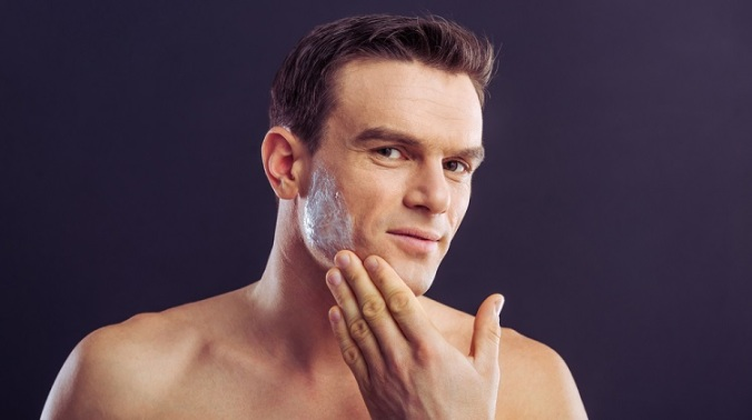 shutterstock_ paid face cream facial