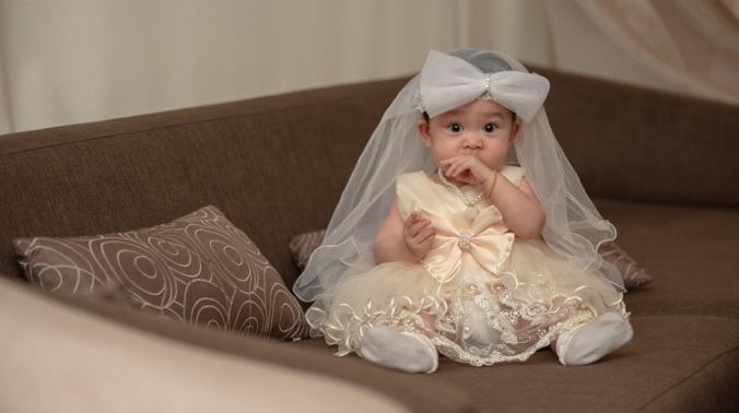 shutterstock paid baby child wedding girl