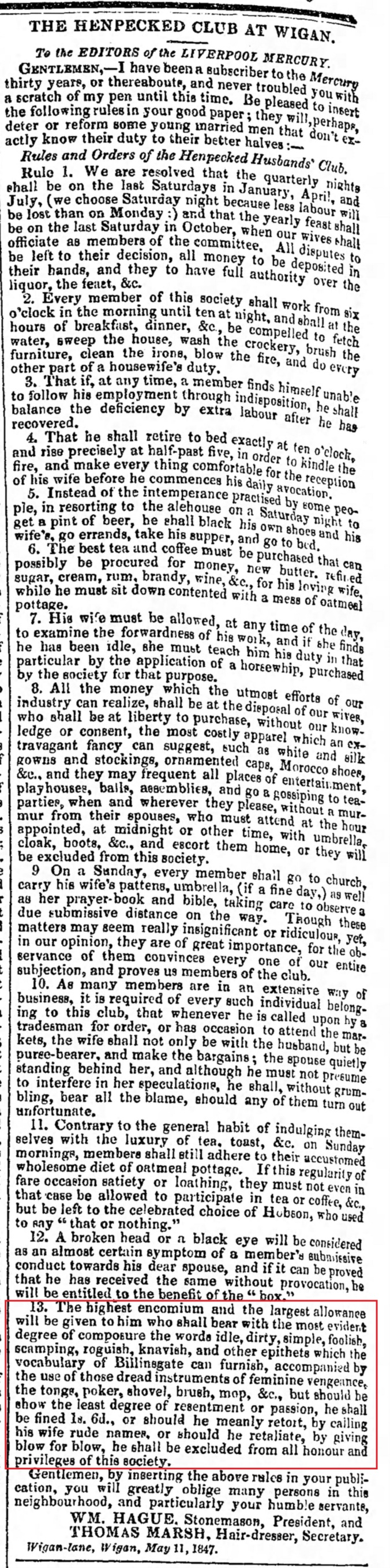Liverpool Mercury etc Tue Jun 15 - 1847